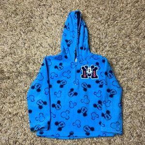 2T Mickey fleece